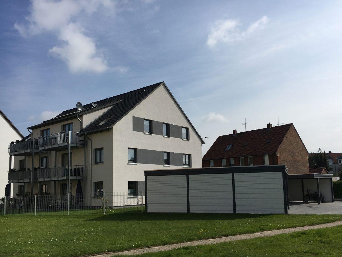 Anlageobjekt am Stadtrand von Wolfenbüttel