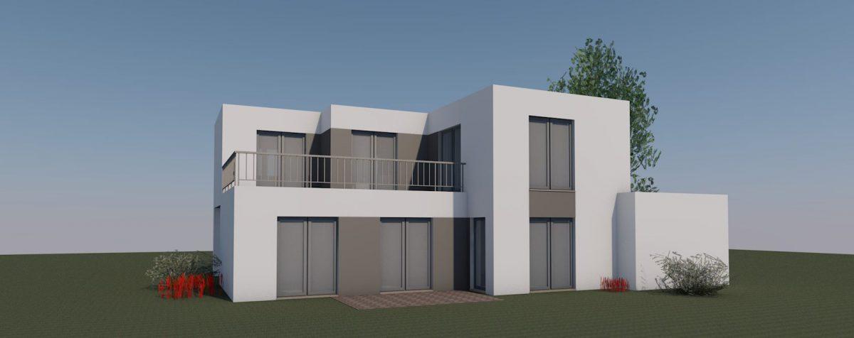 Einfamilienhaus in Stadtrandlage