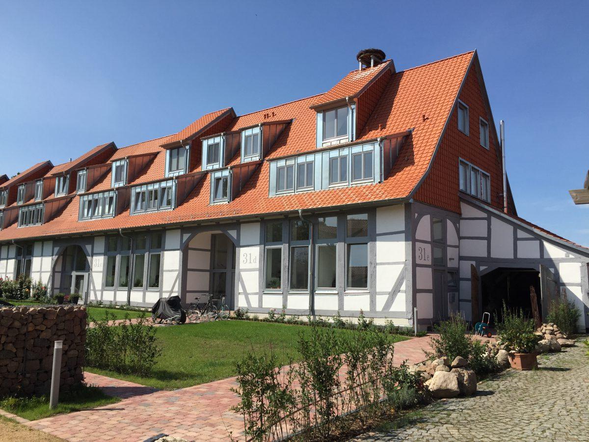 Scheunenausbau in der Schlossdomäne Wendhausen
