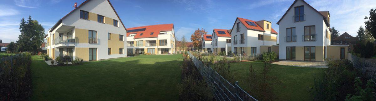 Dorfkernbebauung in Völkenrode