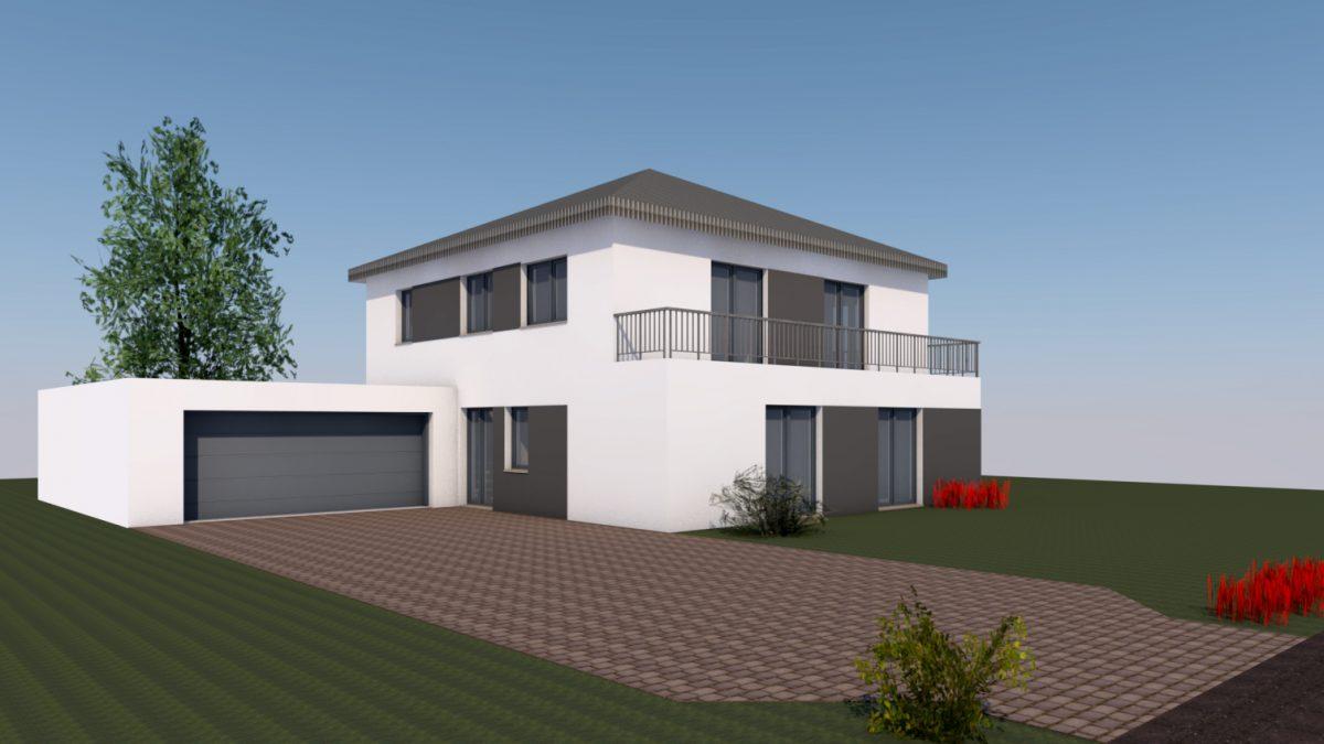 Einfamilienhaus in Rautheim
