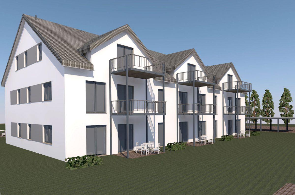 Wohnungsbauprojekt in Völkenrode