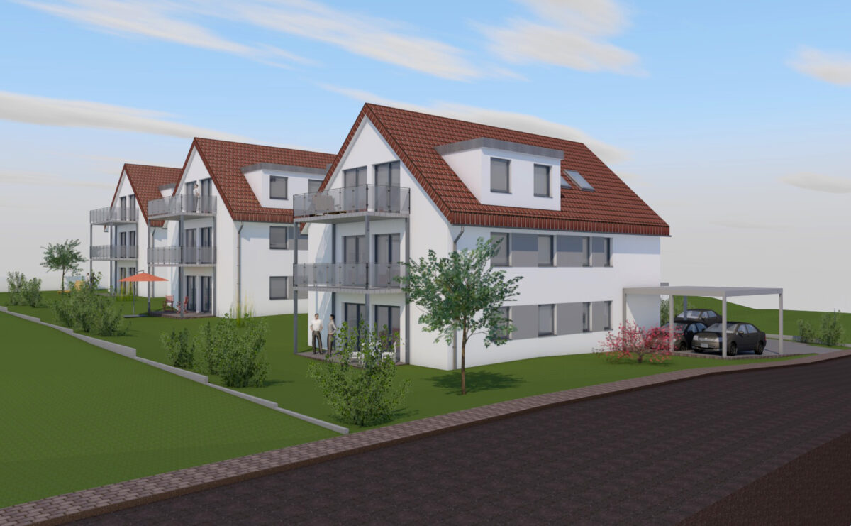 Mehrfamilienhäuser Rautheim