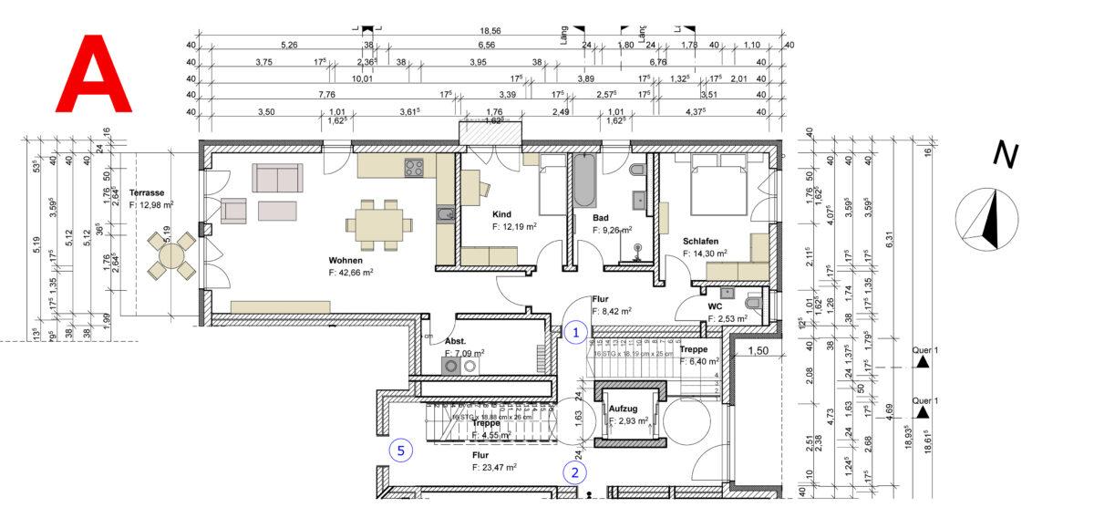Eigentumswohnung  in Braunschweig-Mascherode